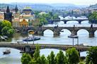 Small-Group Walking Tour and Vltava River Cruise
