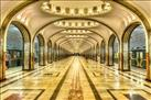Moscow's Metro and Kolomensoye Estate Architecture Tour