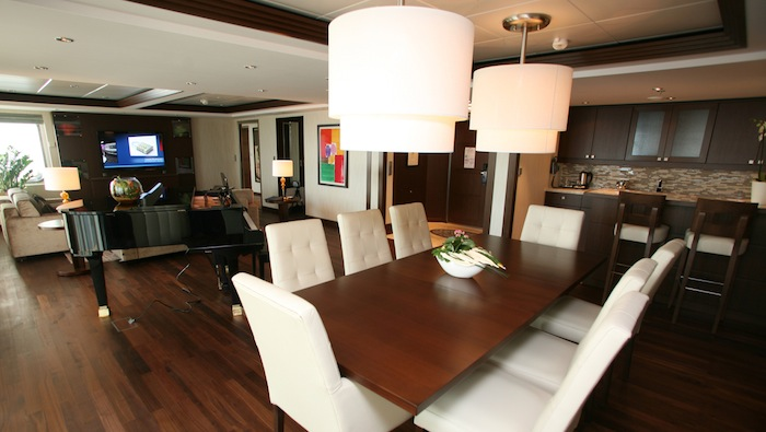 Penthouse Suite Staterooms